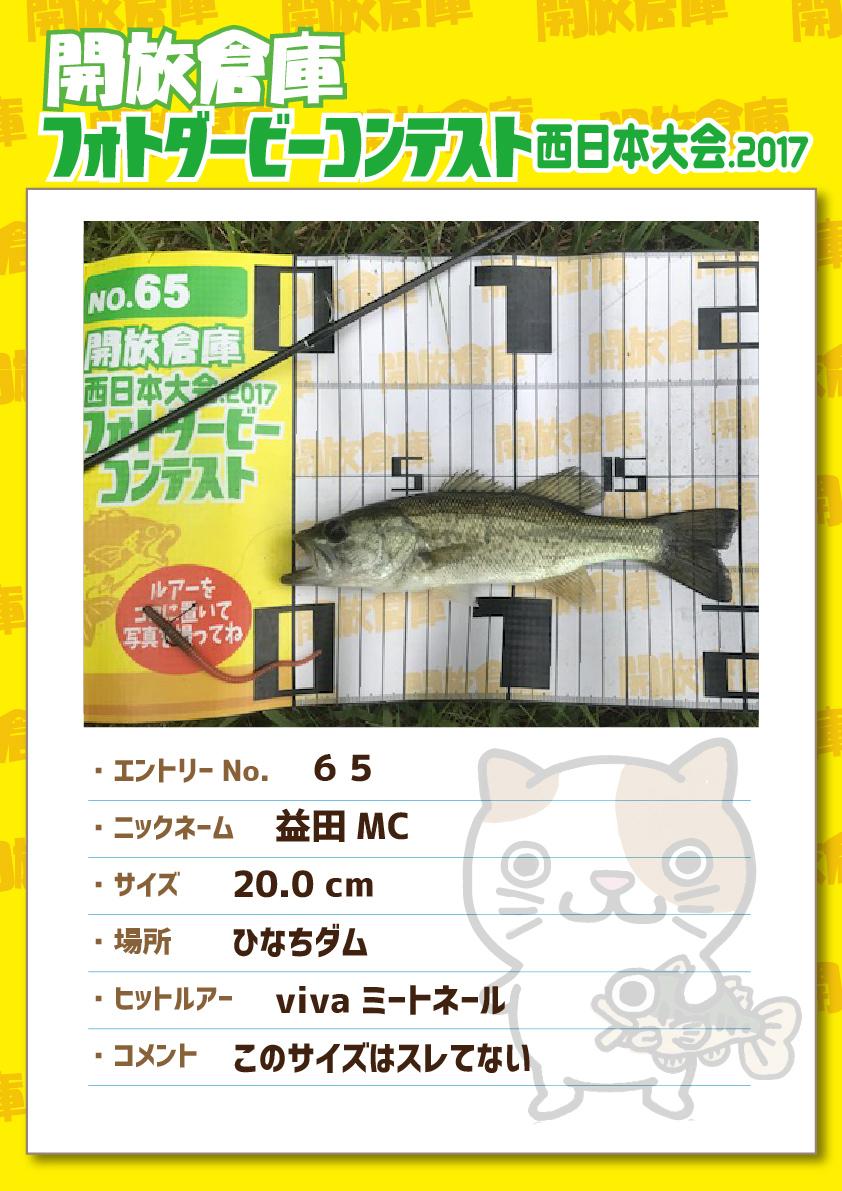 No.065 益田MC 20.0cm ひなちダム vivaミートネール このサイズはスレてない